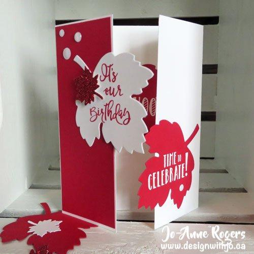 handmade happy Canada Day