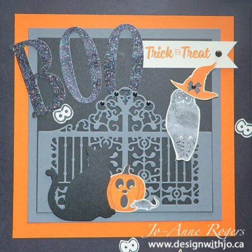 DIY Spooky Hallowe'en Home Decor