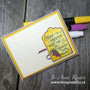 stampin' blends available tomorrow