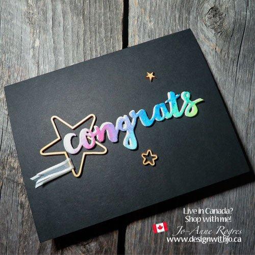 Make-a-Congrats-watercolour-Pencil-Art-Card
