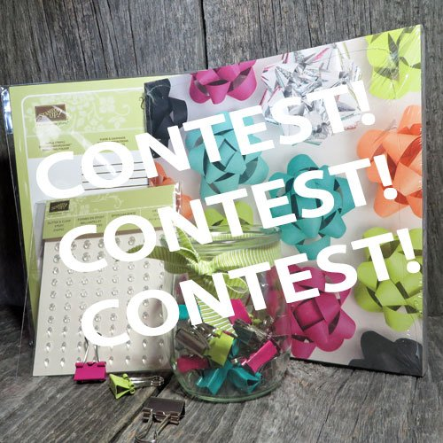 its easy to enter my front & centre contest