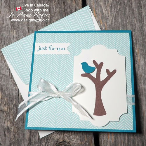simple paper scraps card making ideas
