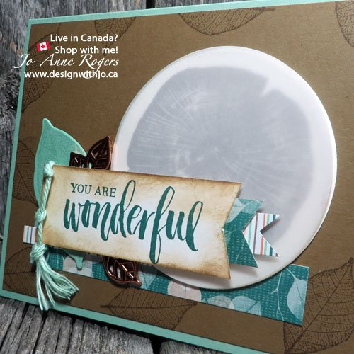 sneak peek stampin up rooted in nature