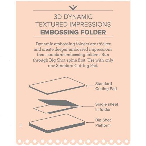 DIY linen finish cardstock