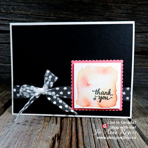 simple thank you card ideas