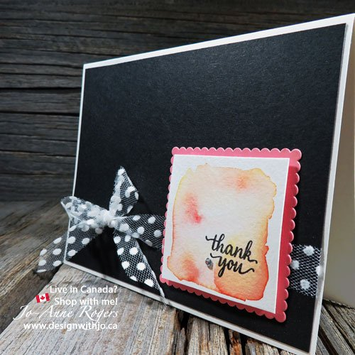 how about simple thank you card ideas