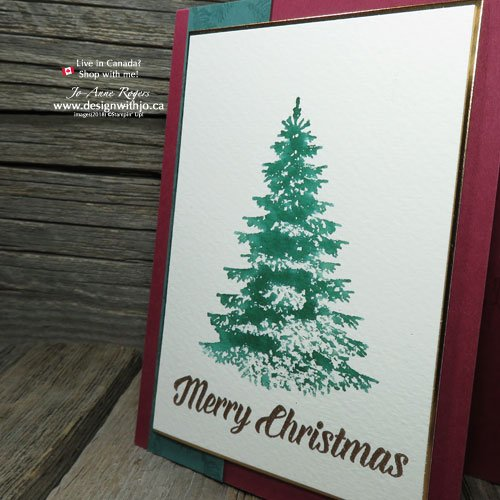 QUICK & SIMPLE Christmas Card Heat Embossing Ideas