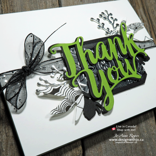 USE UP your zentangle designs with framelits
