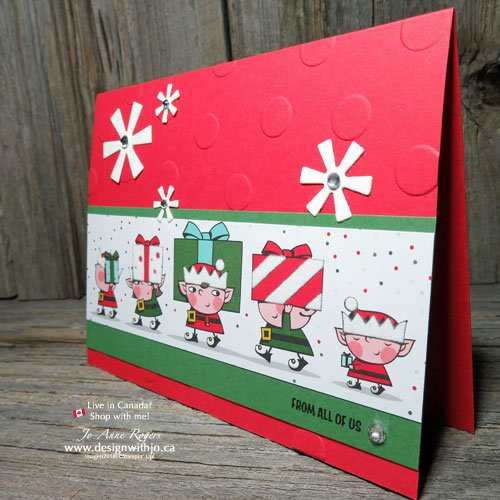 Super ADORABLE Christmas Handmade Card Making Ideas