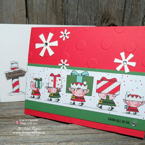 FAST & FUN Christmas Handmade Card Making Ideas