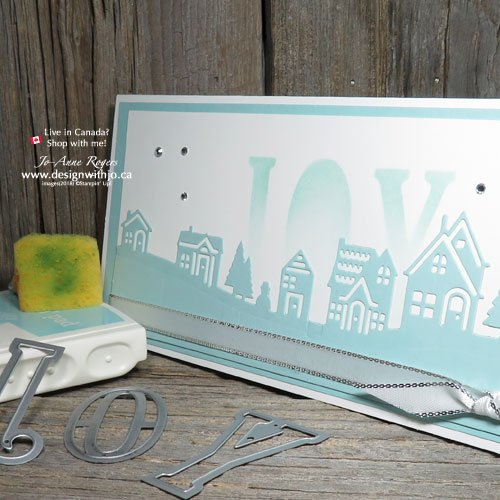 How to Use Stencils in Cardmaking to Add POP to Your Designs