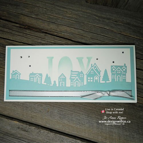 New VIDEO for How to Use Stencils in Cardmaking