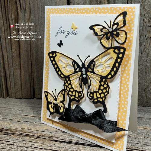 2019 Occasions Catalogue SNEAK PEEK Beauty Abounds Butterflies