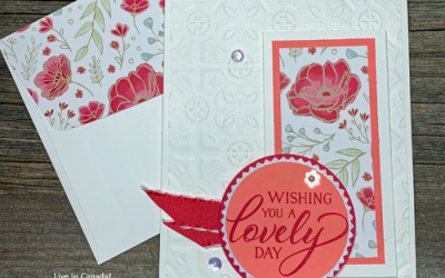 2019 Occasions Catalogue SNEAK PEEK: All My Love Suite
