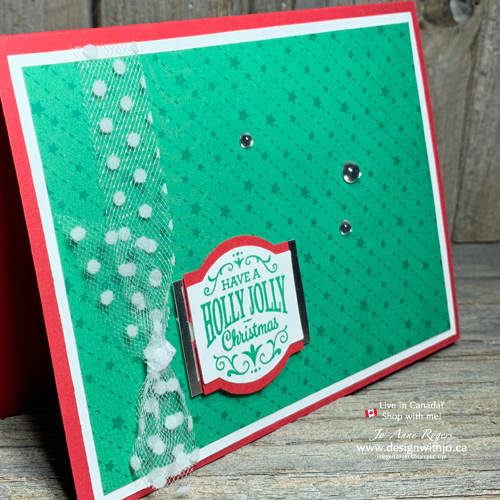 Christmas Handmade Cards Ideas Step by Step are FUN!