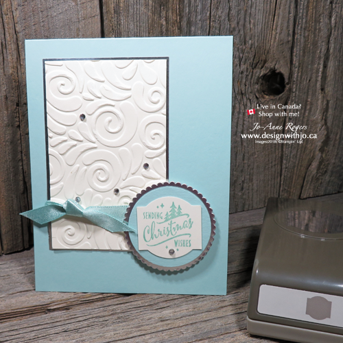 Christmas Traditions Punch Box Ideas Make Beautiful Cards