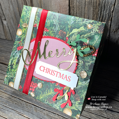 Want to Know How to Hand make a Christmas Gift Box at Home?