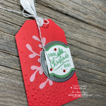 Why NOT Make Your Own Tags for Christmas This Year?