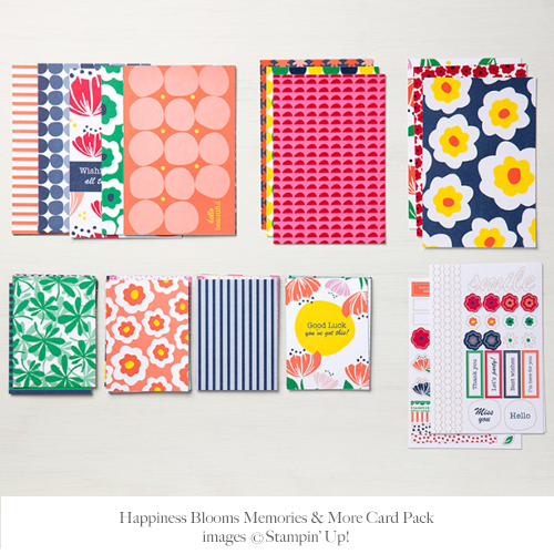 Make A Simple Birthday Card With The Bloom By Stamp Set