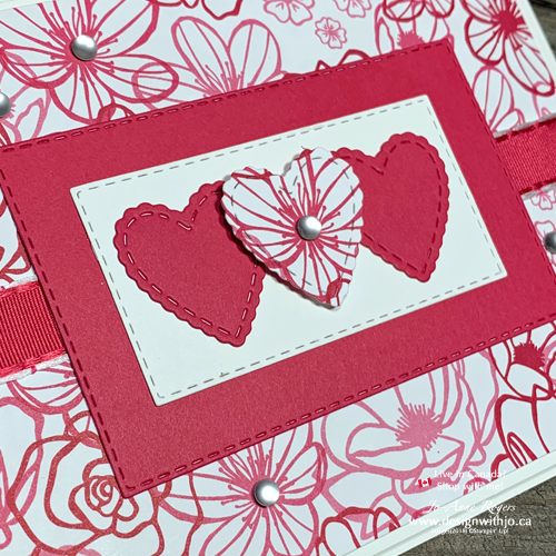 I LOVE How Easy Card Making Ideas with Scrapbook Paper Are!