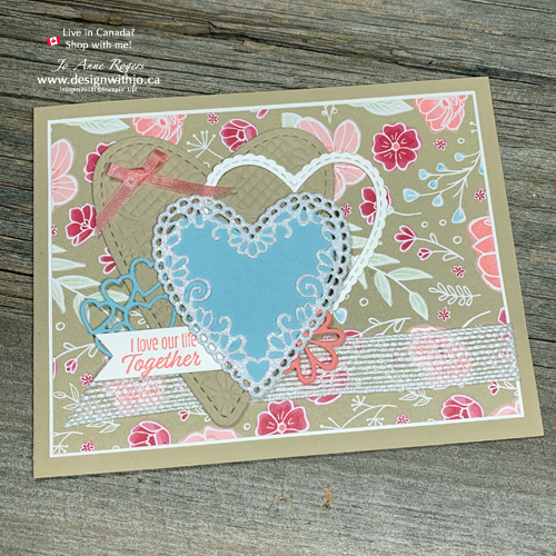 Who Wouldn't Love These Cut Out Heart Shapes for Card Making?
