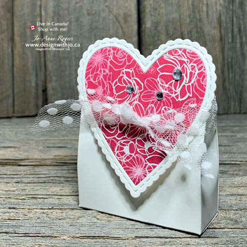 What About Easy to Make Valentines Treat Boxes?