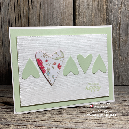 Quick and Easy Heart Shape Cutouts for Handmade Cards