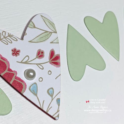 So Sweet Heart Shape Cutouts for Handmade Cards
