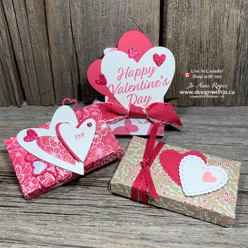 So SIMPLE to Make Homemade Valentines Treats Boxes