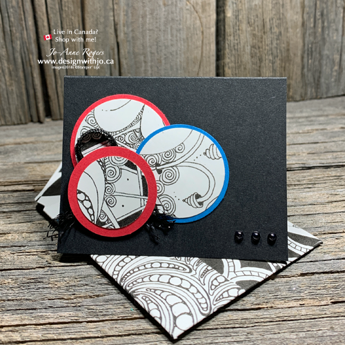 See These Super Quick Cardmaking Zentangle Ideas