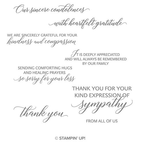 Condolences Card Sayings