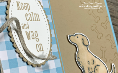 Cute Dog Quotes for Handmade Cards