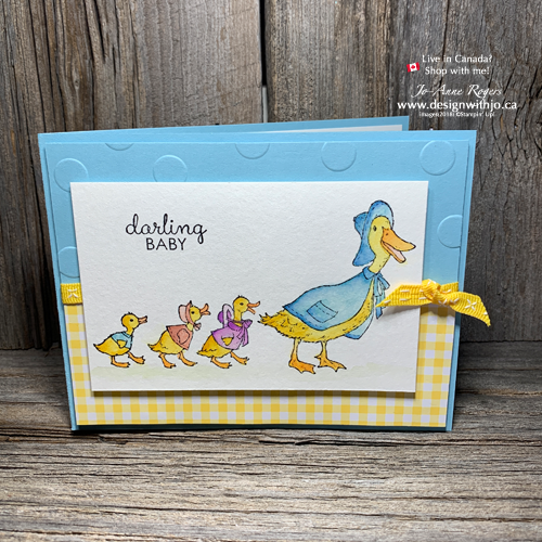 Welcome a Little One with this Sweet and Cheerful Fable Friends Baby Boy Cards Idea
