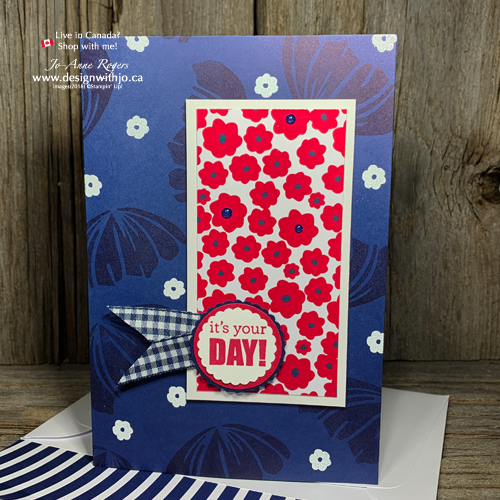 I love, love LOVE Memories and More Card Packs for Handmade Cards