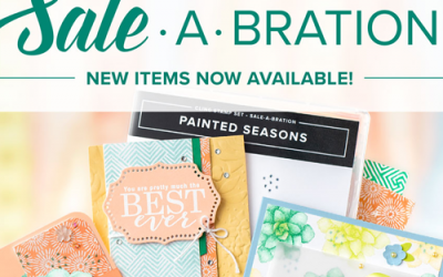 Sale-a-bration 2019 Just Got Better!
