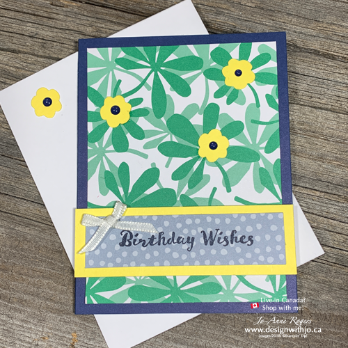 Oh SO Simple Cards with Happiness Blooms Memories & More Card Pack