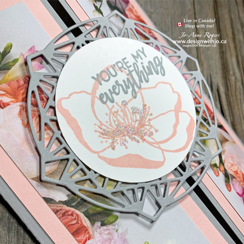 DIY Gatefold Cards with Beautiful Promenade and Beautiful Layers Thinlits from Stampin Up!