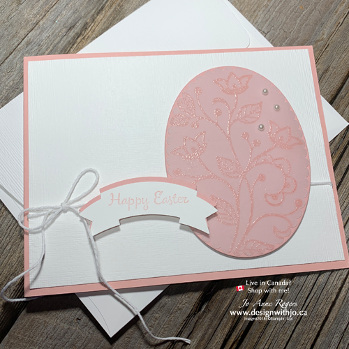 Facebook LIVE Replay: How to Stick Vellum to Cardstock