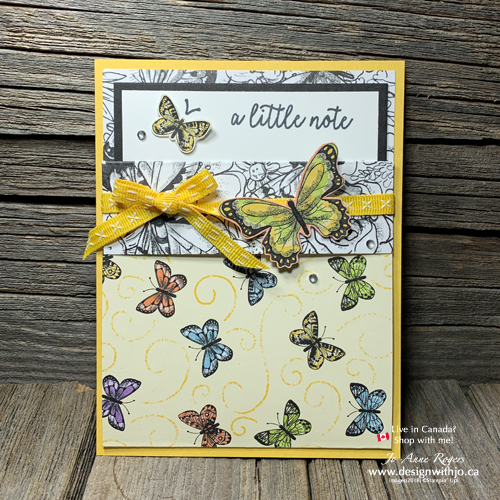 Get Full Measurements and Steps for this Simple Pocket Fold Card