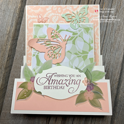 NEW VIDEO: Stair Stepper Cards the Easy Way with your Stampin' Trimmer