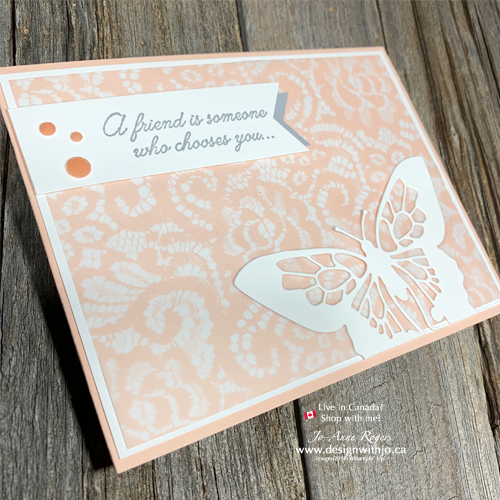 Handmade Birthday Cards For Friends Are Qiuck And Easy With The Beauty Abounds Bundle