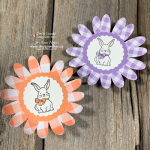 Last Minute Easter Treats with Gingham Gala DSP and your Daisy Punch!
