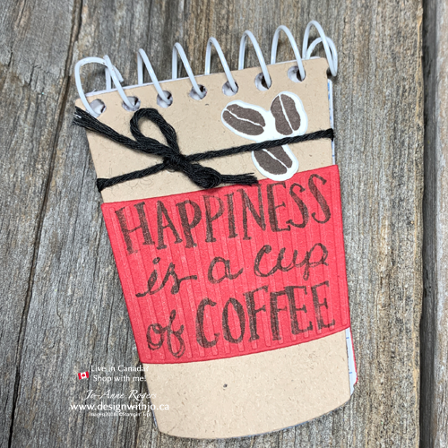Another Version of these Simple DIY Gift for Coffee Lovers
