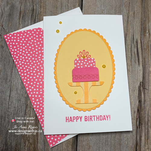 Make This CUTE Birthday Cards for Friends