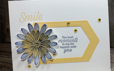 Handmade Friend Card with the Daisy Lane Stamp Set
