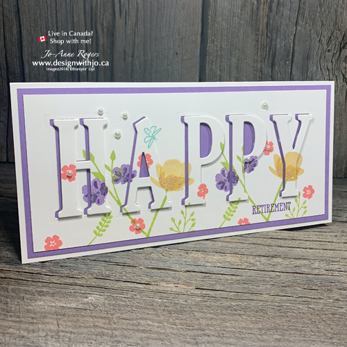Get my FREE PDF for these Handmade Eclipse Cards with Large Letter Framelits