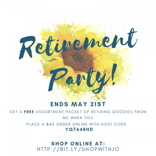 Retirement Party 2019