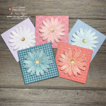 Look How Pretty These New 2019-21 In Color Daisy Lane Notecards Are From Stampin