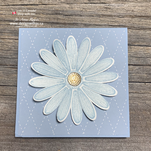 My Fave Seaside Spray New 2019-21 In Color Daisy Lane Notecards