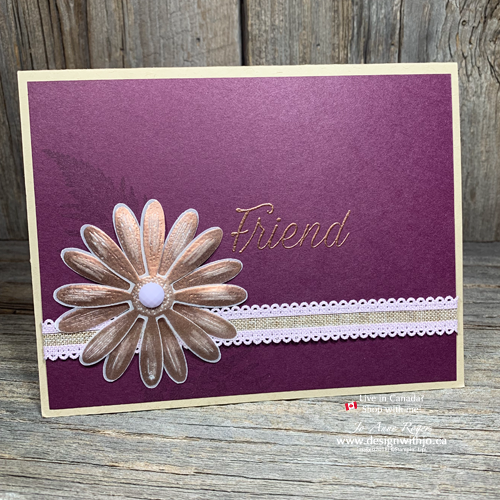 Want Some Card Making Tips for Papercrafters with the Daisy Lane Bundle?